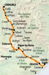 White Horse Auto >> The Route Napoléon – Voyage dans les Alpes
